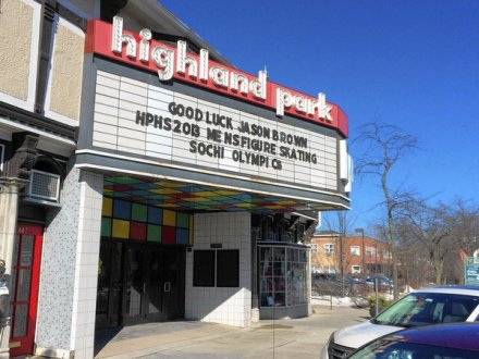 Highland Park Theater