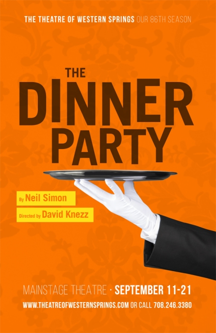 Dinner Party Show Art